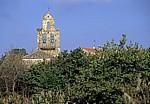 Jakobsweg (Camino Francés): Iglesia de Santa Catalina (Kirche) - Santa Catalina de Somoza