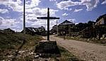 Jakobsweg (Camino Francés): Cruz de Foncebadon - Foncebadón