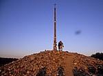 Jakobsweg (Camino Francés): Cruz de Ferro – Pilger - Montes de León