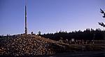 Jakobsweg (Camino Francés): Cruz de Ferro - Pilger - Montes de León