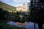 Jakobsweg (Camino Francés): Parroquia de San Nicolás de Bari (Kirche) - Molinaseca