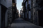 Jakobsweg (Camino Francés): Calle Real - Molinaseca