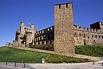 Jakobsweg (Camino Francés): Castillo de los Templarios (Templerburg) - Ponferrada