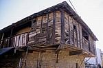 Jakobsweg (Camino Francés): Verfallenes Haus - Fuentes Nuevas