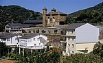 Jakobsweg (Camino Francés): Iglesia de San Francisco - Villafranca del Bierzo