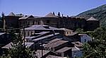 Jakobsweg (Camino Francés): Castillo Palacio de los Marqueses (Burgpalast) - Villafranca del Bierzo