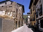 Jakobsweg (Camino Francés): Calle del Agua - Villafranca del Bierzo