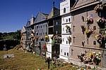 Jakobsweg (Camino Francés): Camino duro - Friedhof - Pradela