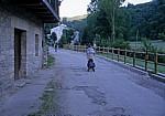 Jakobsweg (Camino Francés): Calle del Camino de Santiago - Pilger - Las Herrerías