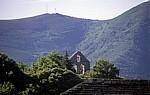 Jakobsweg (Camino Francés): Iglesia de San Andrés - La Faba