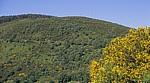 Jakobsweg (Camino Francés): Gipfelkreuz - O Cebreiro
