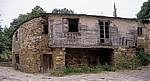 Jakobsweg (Camino Francés): Verfallenes Haus - A Balsa
