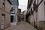 Jakobsweg (Camino Francés): Calle Mayor - Sarria