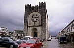 Jakobsweg (Camino Francés): Iglesia de San Nicolás - Portomarin