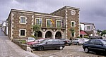 Jakobsweg (Camino Francés): Ayuntamiento (Rathaus) - Portomarin