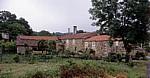 Jakobsweg (Camino Francés): Farmhaus - Palas de Rei