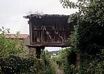 Jakobsweg (Camino Francés): Hórreo - Calle
