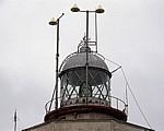 Jakobsweg (Camino a Fisterra): Faro de Finisterre (Leuchtturm) - Leuchtfeuer - Kap Finisterre