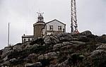 Jakobsweg (Camino a Fisterra): Faro de Finisterre (Leuchtturm) - Kap Finisterre
