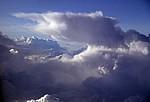 Flug Bilbao – Müchen: Wolken - Europa