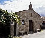 Jakobsweg (Caminho Português): Capela da Santa Marta - Pontevedra