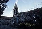 Jakobsweg (Caminho Português): Santa María de Alba - Alba