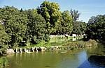 Jakobsweg (Caminho Português): Río Umia - Caldas de Reis
