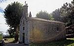 Jakobsweg (Caminho Português): Iglesia de Santiaguiño do Monte - Padrón