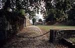 Jakobsweg (Caminho Português): Pflasterweg zur Iglesia de Santiaguiño do Monte - Padrón