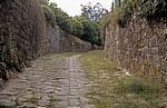 Jakobsweg (Caminho Português): Pflasterweg zum Santiaguiño do Monte - Padrón