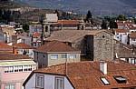Jakobsweg (Caminho Português): Parroquia de Santiago Apóstol de Padrón - Padrón