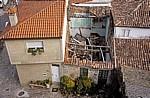 Jakobsweg (Caminho Português): Costiña do Carme – Verfallenes Haus - Padrón