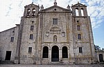 Jakobsweg (Caminho Português): Convento do Carmen - Padrón