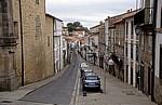 Altstadt: Rúa das Hortas - Santiago de Compostela