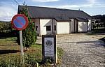 Jakobsweg (Camino a Fisterra): Albergue do Negreira - Negreira