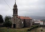 Jakobsweg (Camino a Fisterra): Iglesia Parroquial de San Xulián de Negreira - Negreira