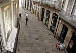 Altstadt: Rúa das Casas Reais - Santiago de Compostela