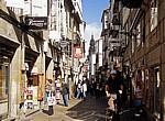 Altstadt: Rúa do Franco - Santiago de Compostela