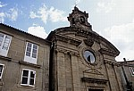 Altstadt: Iglesia de Santa María do Camiño - Santiago de Compostela