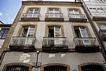 Altstadt: Rúa das Casas Reais – Casas Reales - Santiago de Compostela