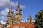 Catedral de Santiago de Compostela (Kathedrale) - Santiago de Compostela