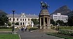 Company's Garden: Delville Wood Memorial  - Kapstadt