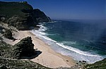 Cape of Good Hope (Kap der Guten Hoffnung): Diaz Beach - Cape of Good Hope Nature Reserve