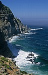 Blick auf Cape Point - Cape of Good Hope Nature Reserve