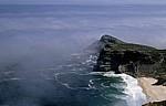 Cape Point: Blick auf Cape of Good Hope (Kap der Guten Hoffnung) - Cape of Good Hope Nature Reserve