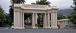 Mount Nelson Hotel: Eingang - Kapstadt