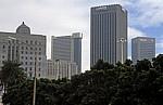 Innenstadt: Charakteristische Orientierungspunkte - Kapstadt