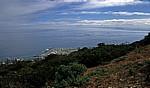Blick vom Signal Hill Richtung Green Point - Kapstadt
