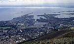 Blick vom Signal Hill auf Victoria & Alfred Waterfront - Kapstadt