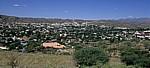 Blick auf die Stadt - Windhoek